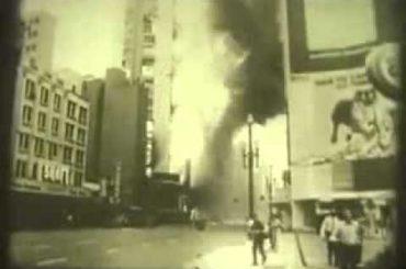O incêndio do Edifício Andraus