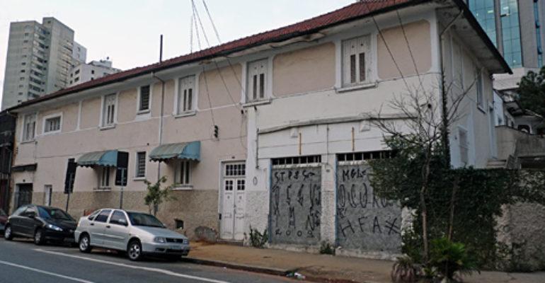 Sobrado – Rua Cubatão, 99