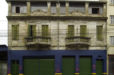 Sobrado – Rua Major Diogo 276 a 286