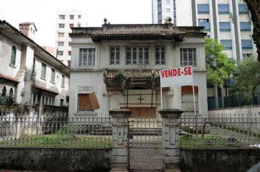 Palacete de 1925 – Rua Dr. Gabriel dos Santos