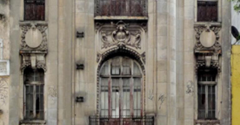Edifício – Rua Quintino Bocaiúva, 242