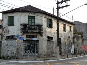 Sobrado  – Av. Alcântara Machado, 2041