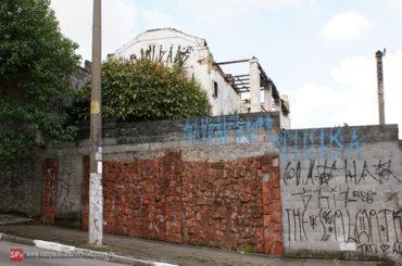 Casa Demolida – Avenida Joaquina Ramalho, 1380