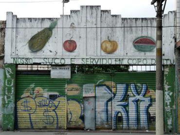 Fachada Art Déco – Av. Celso Garcia, 112