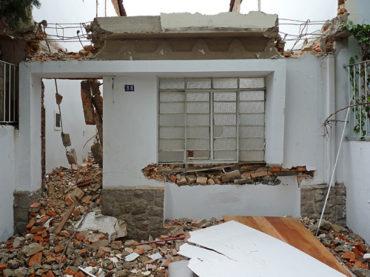 Casa Demolida – Rua Dr João Clímaco Pereira, 88