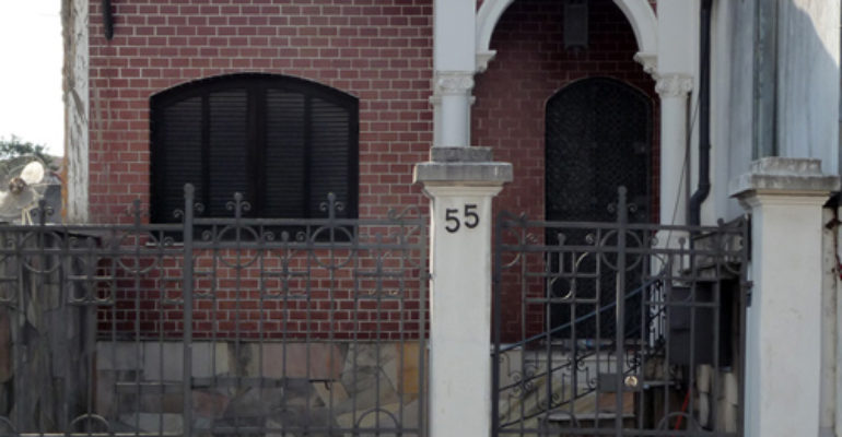 Casa – Rua Juruá, 55