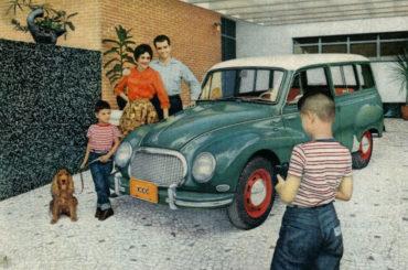 A história da fábrica da DKW Vemag