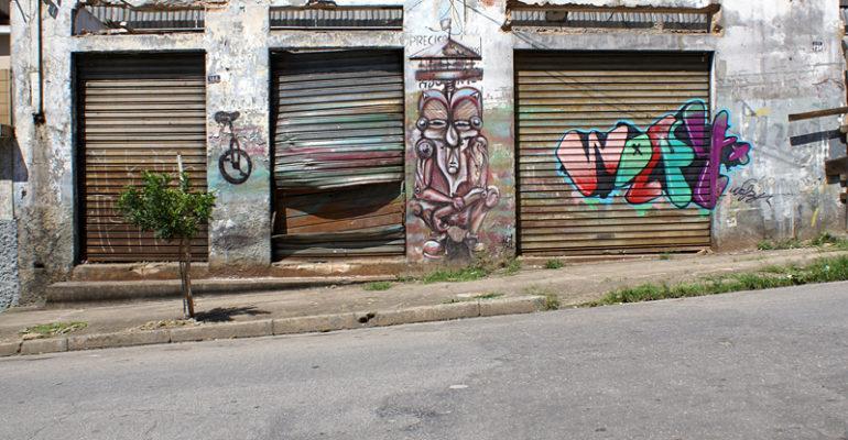 Armazém – rua do Lago, 144