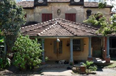 Casarão Demolido – Rua Antônio Iervolino