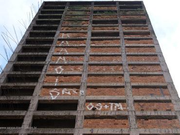 Edifício Abandonado – Rua do Carmo, 93