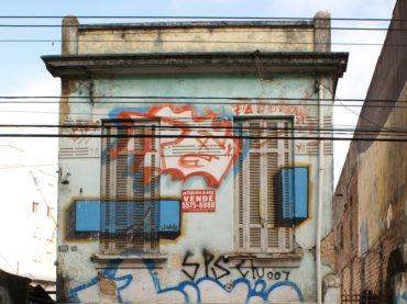 Casa Antiga – Rua Justo Azambuja, 340