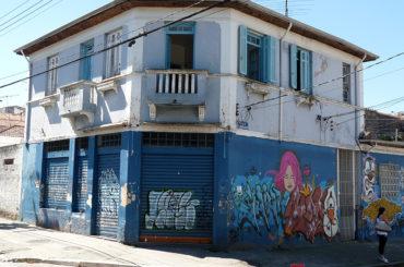 Sobrado Demolido – Rua Francisco Coimbra