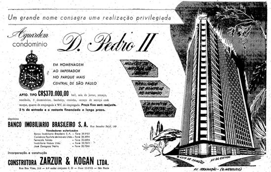 Nome acabou sendo mudado de D.Pedro II para Mercúrio (clique para ampliar).