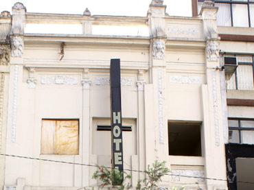 Hotel Abandonado – Av. Brigadeiro Luis Antônio, 311
