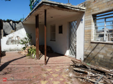 Casa Demolida – rua Machado, 55
