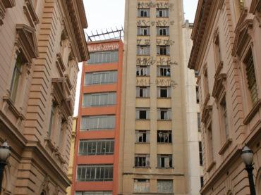 Prédio – Rua Floriano Peixoto s/n