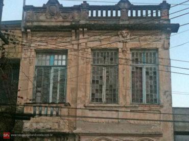 Sobrado – Rua Herval, 48