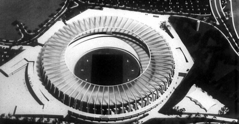 O primeiro projeto de estádio do Corinthians em Itaquera