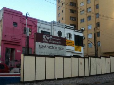 Sobrados – Avenida Angélica, 2083
