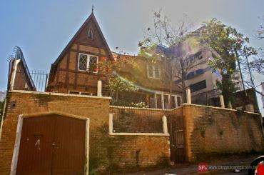 Casarão Demolido – Rua Araquã, 90