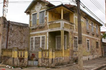 Sobrado de 1929 – Rua Coronel Morais, 418