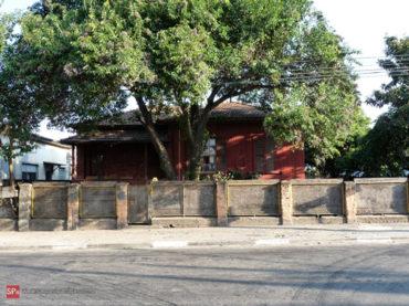 A casa ferroviária da Rua do Bosque