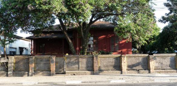 Casa – Rua do Bosque, 1081