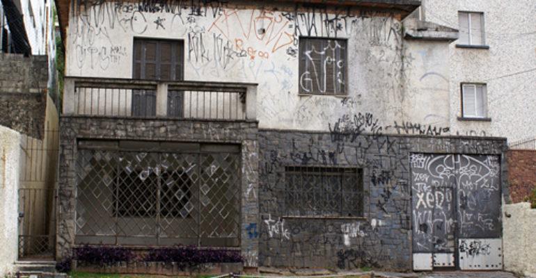 Sobrado – Rua José Debiaux, 117