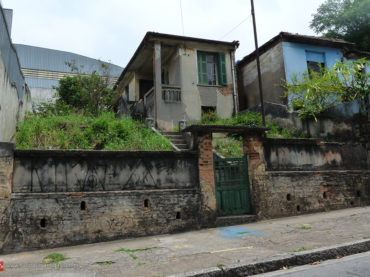 Casa Demolida – Rua Vichy, 427