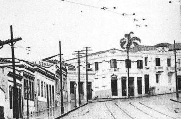 Rua Santo Amaro – 1927 & 2010