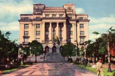 Prefeitura de Santos – 1950 e 2009