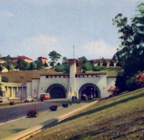 Túnel 9 de Julho – 1950 & 2010