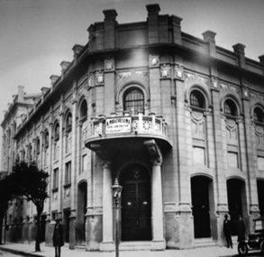 Cine Oberdan 1930 & 2010