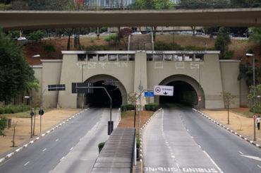 O Abandono do Túnel 9 de Julho