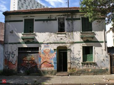 Sobrado – Rua Vitorio Emanuel, 32