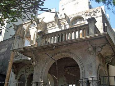 Sobrados Demolidos – Rua Carlos Sampaio, 75 e 83
