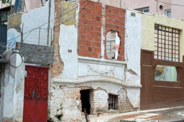 Casas Demolidas – Rua Dr. Alfredo Ellis, 199/205