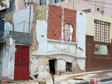 Casa Demolida – Rua Dr. Alfredo Ellis, 199