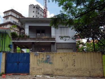 Sobrado – Rua Araquã, 57