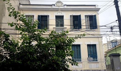 Casarão JB – Rua Bueno de Andrade, 218
