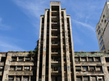 Edifício Abandonado – INSS