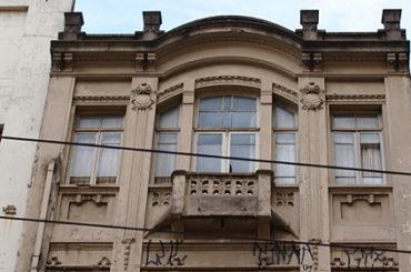 Edifício – Rua Conselheiro Crispiniano