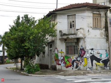 Sobrado –  Rua Conselheiro Brotero, 39