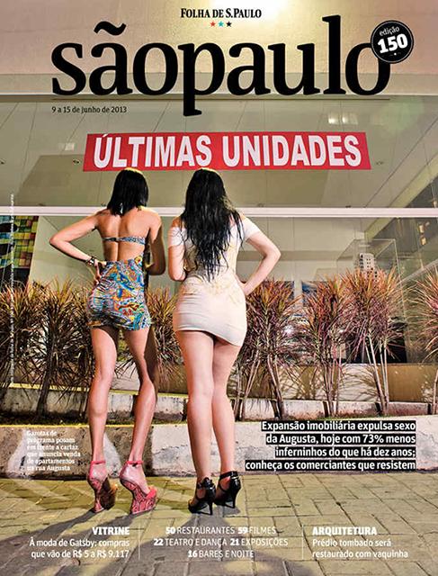 Crédito: Folha de S.Paulo / Divulgação