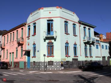 Sobrado – Rua Helvetia, 112