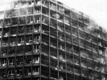 O Incêndio do Edifício Joelma