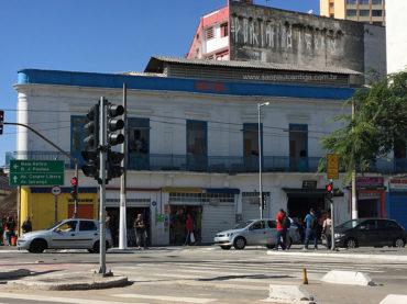 Sobrado – Rua General Couto de Magalhães, 470
