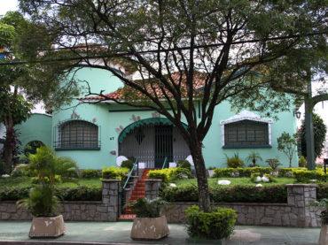 Casarão – Praça General Polidoro, 67