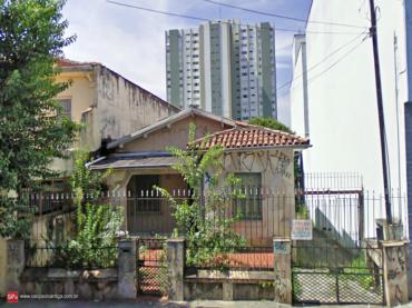Casa Demolida – Rua Duarte de Azevedo, 591