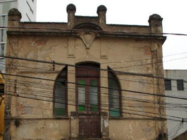 Casa de 1916 – Rua Conselheiro Carrão, 605